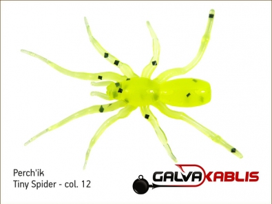 Perchik Tiny Spider col12