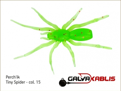 Perchik Tiny Spider col15
