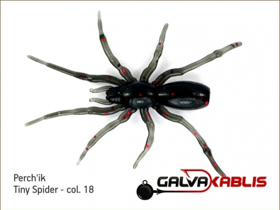 Perchik Tiny Spider col18
