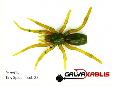 Perchik Tiny Spider col22