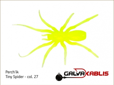 Perchik Tiny Spider col27