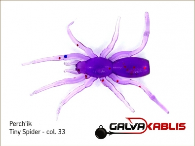 Perchik Tiny Spider col33
