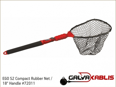 EGO S2 Compact Rubber Net 72011