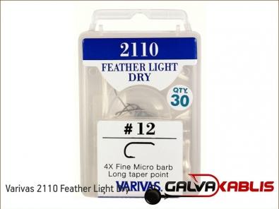 Varivas 2110 Feather Light Dry