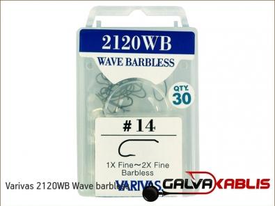 Varivas 2120WB Wave barbless