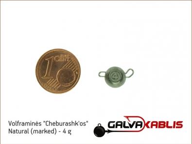 Tungsten Cheburashka Natural 4g
