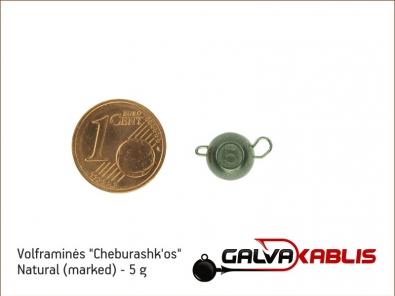 Tungsten Cheburashka Natural 5g