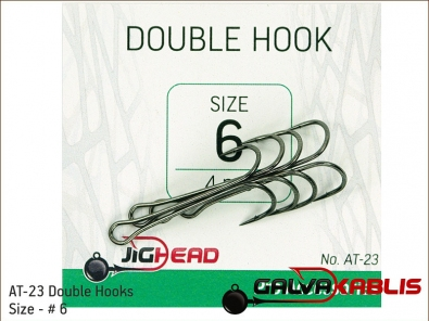 AT-23 Double Hooks 6