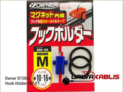 Owner 81064 Hook Holder HH 01