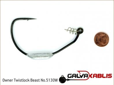 Owner Twistlock Beast No.5130W
