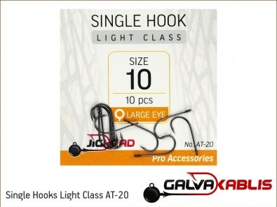 Single Hooks Light Class AT-20 10