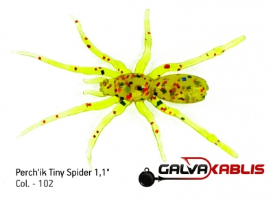 Perchik Tiny Spider col 102