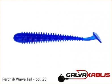 Perchik Wawe Tail - col 25