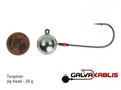 Tungsten JigHead 26g